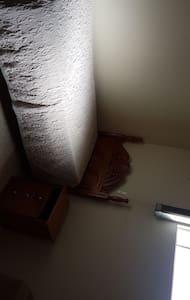 Casa da Vovó quarto de solteiro 1(próximo ao urso)