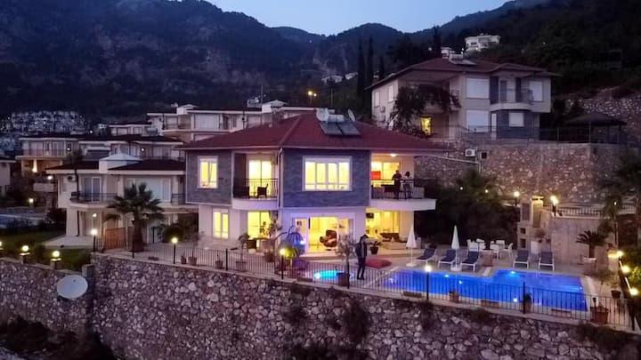 Villa Teras in Alanya