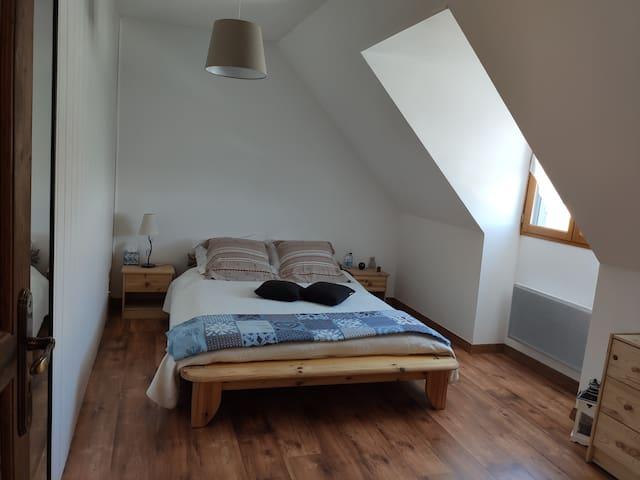Chambre privée dans village proche Fontainebleau