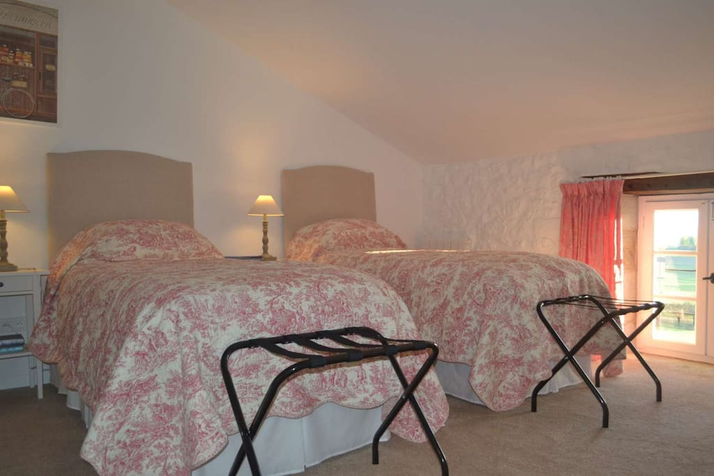 Dhalia - available as a twin room