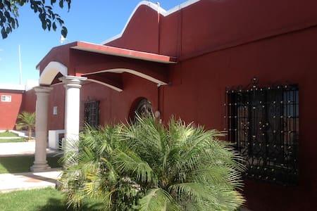Casona Santa Eulalia. - Aguascalientes