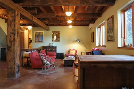 Flat in Western Sonoma's redwood hills - Occidental - Andere
