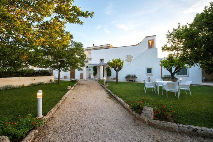 Villa Starace - Appartamento Rosmarino 95 MQ