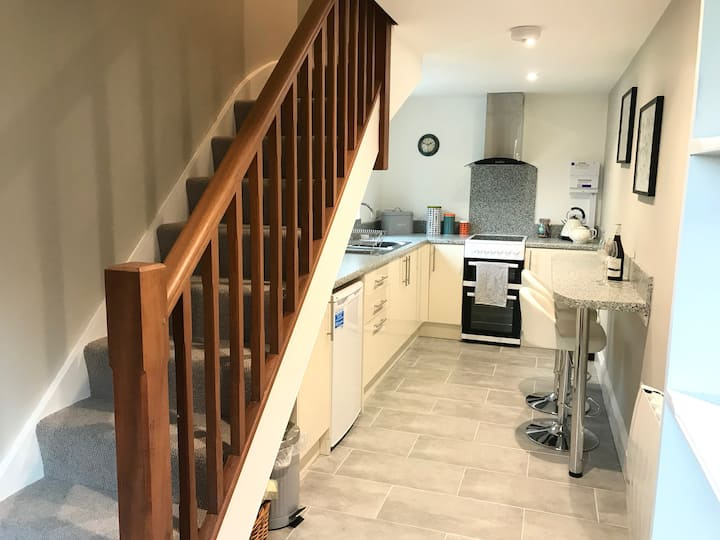 Stylish, modern and cosy newly built apartment.