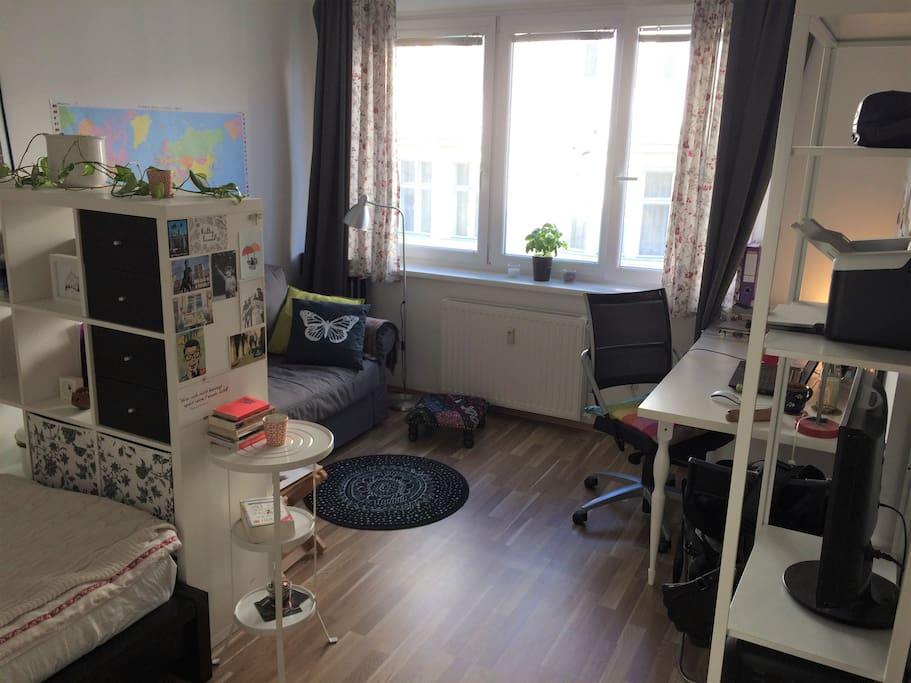 gem tliche wohnung in top lage perfect location wohnungen zur miete in wien wien sterreich. Black Bedroom Furniture Sets. Home Design Ideas