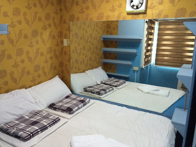 2Bedroom condo for the whole Family - Quezon City - Osakehuoneisto