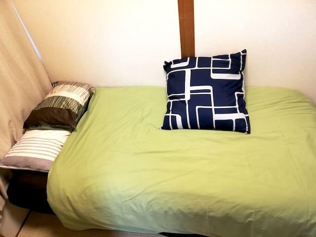 3名様用ベッド