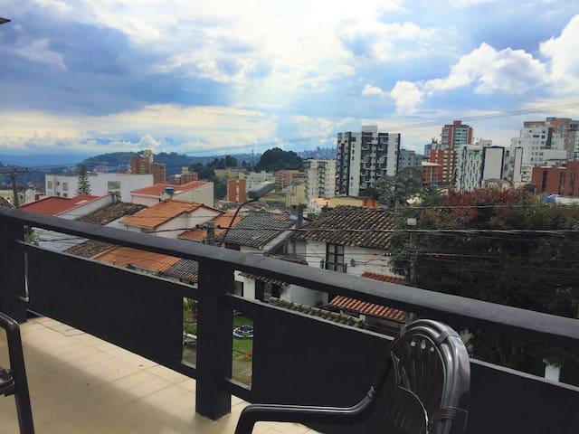 Moderno apartamento con excelente ubicación!!!.