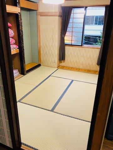Room #302 - futon beds