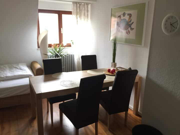 Gemütliche, freundliche Wohnung in ruhiger Lage