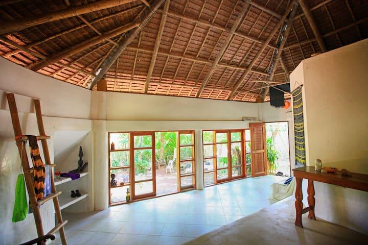 Jungle Villa 5 Minute Walk From Diniwid Beach - Malay - House