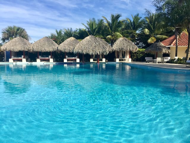 Brightest emotions, Fantastic, tropical retreat - Punta Cana - Leilighet