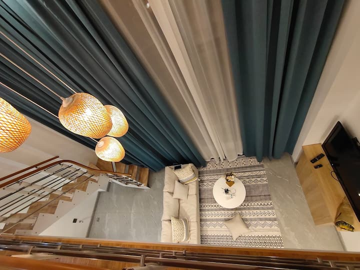 【觅途轻奢】摩洛哥风情 / 恒丰时代 / 福祉大路商圈精致Loft民宿