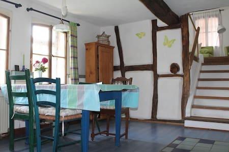 Gemütliche Ferienwohnung Maison Mille Fleurs - Sankt Julian - Appartamento