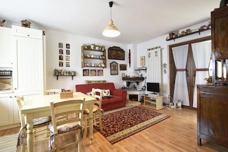 CASETTA LETIZIA: petite maison  avec jardins