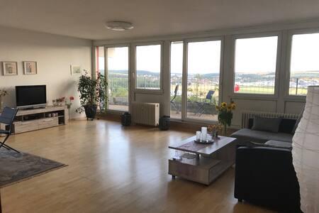 Schöne geräumige Penthouse Wohnung in Sinsheim