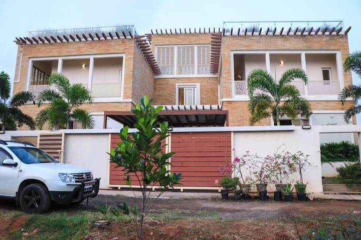 Elite Beach Resorts - Seashore Villa,ECR,Chennai,