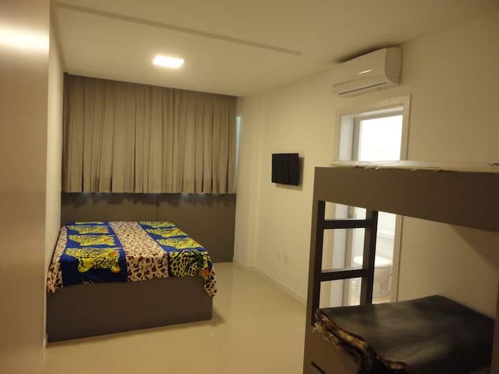 (2261301) 3 suites Alto Padrao/ 4 Ar / 3 vagas