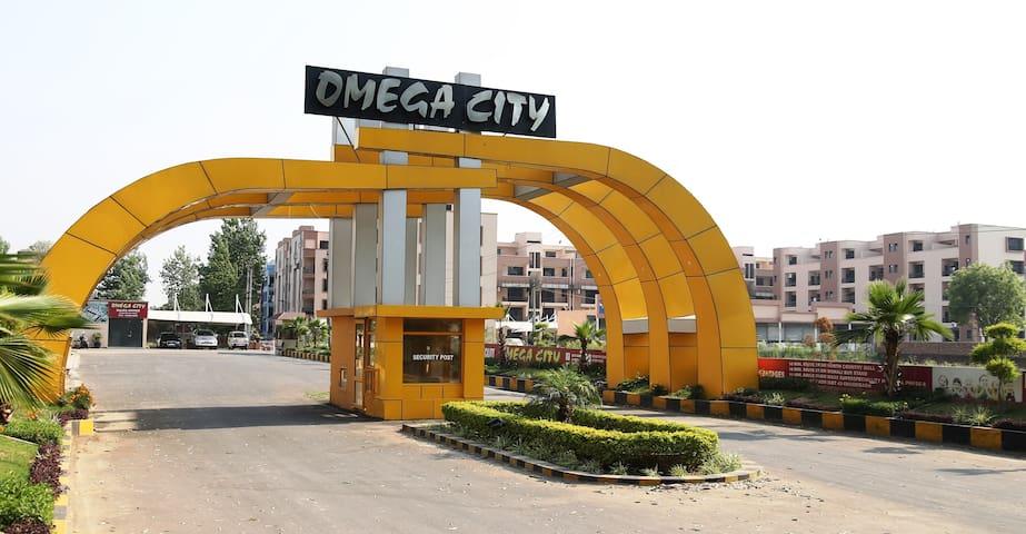 Omega Guest room-Studio