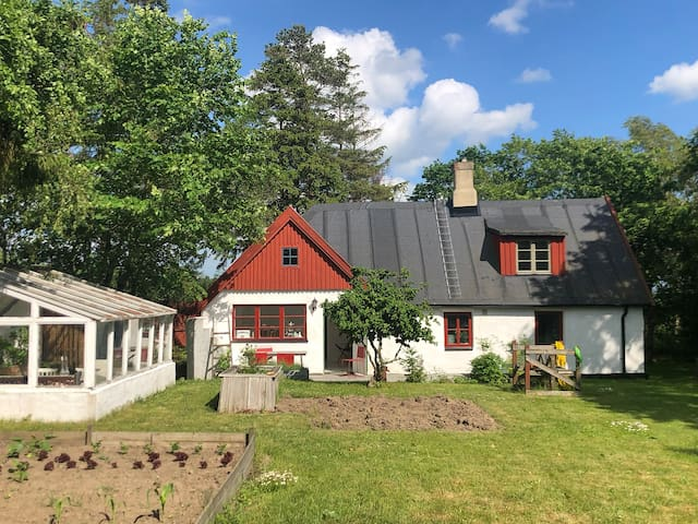 A cozy quaint Cottage in the heart of Skåne.