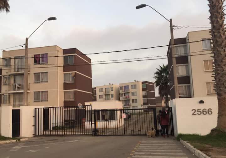 ACOGEDOR DEPARTAMENTO EN AVENIDA ISLON, LA SERENA