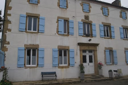 chambres d'hôtes LA PRADE - Miramont-Sensacq - Casa de hóspedes