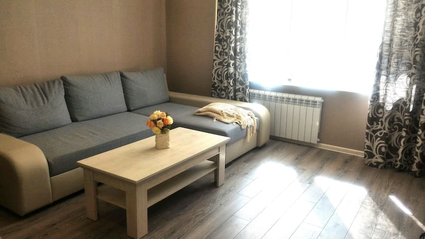 Spacious and cosy room in Kaliningrad