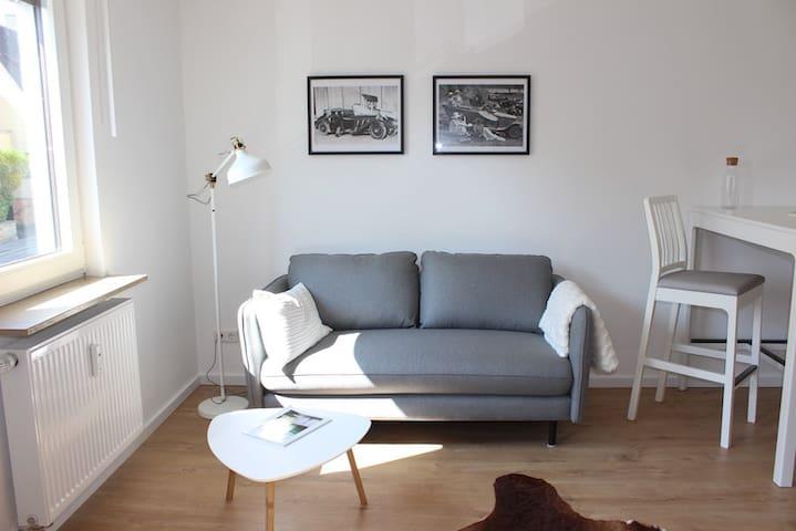 Stilvolles 2,5-Zimmer-Apartment