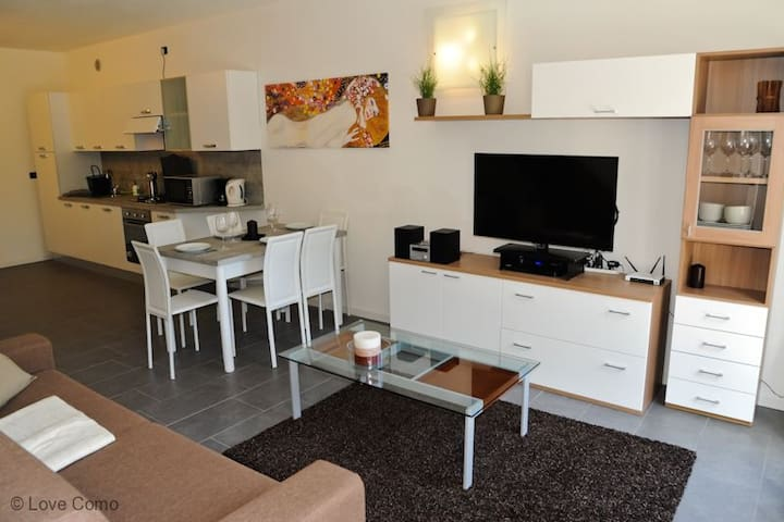 The Family Place great for Families - Pianello del Lario  - Appartement