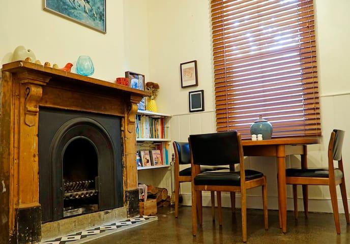 Artist Studio/Apartment