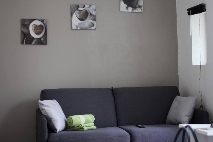 Studio en plein coeur- La Rochelle
