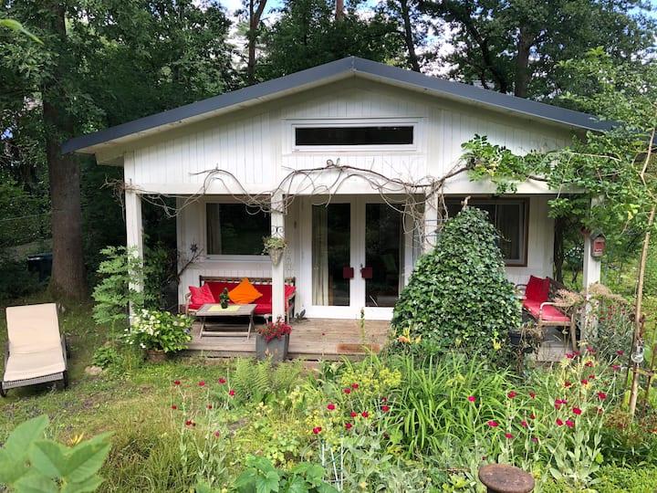 Individuelles Gartenhaus in romantischer Nordheide