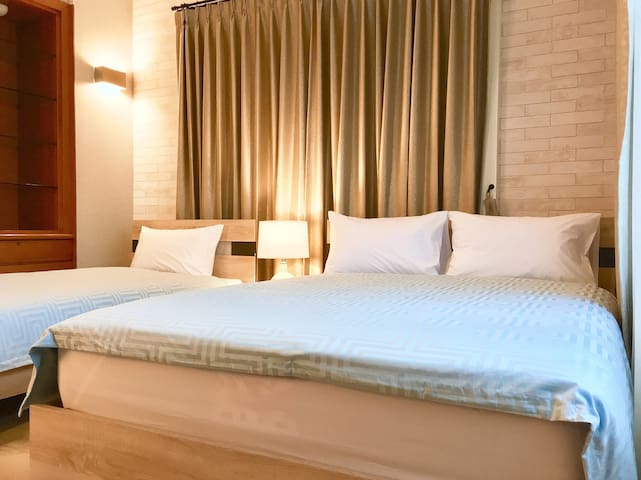 2 Beds @Sukhumvit 36  >> 9min to BTS Thonglor