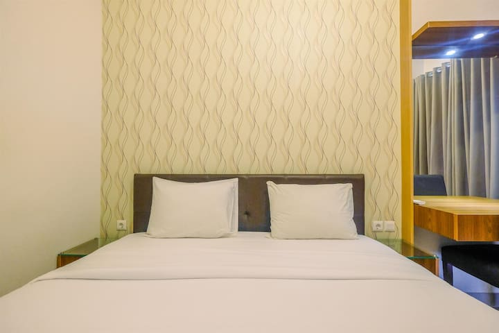 Relaxing 2BR at Saveria Apartment BSD