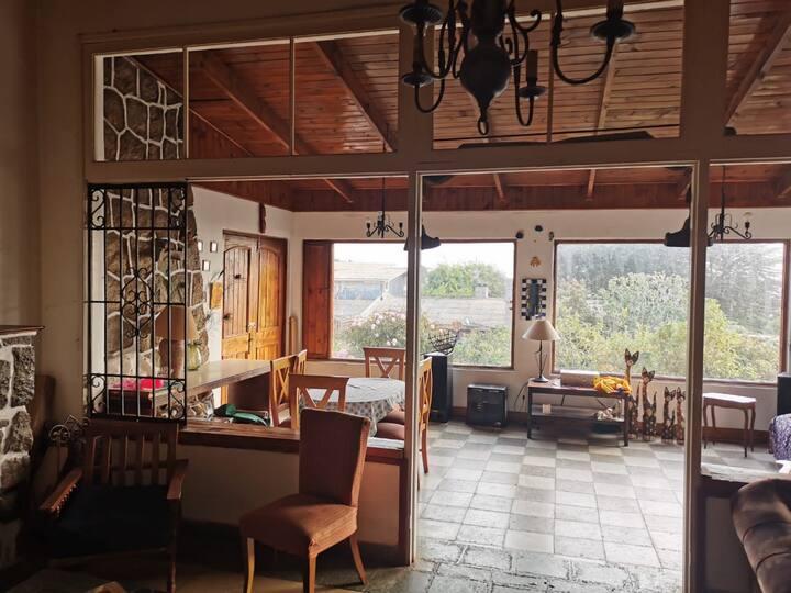 """Habitación individual """"Villa el Cantoral"""""""