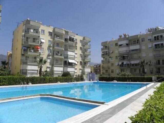 ALANYADA DENİZE SIFIR SİTE İCİNDE - Çarşamba - Apartment