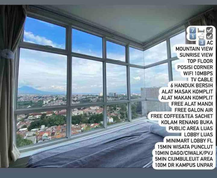 ⭐️3BR65m2 Exclusiv APT ViewSelfCekIn Free XtraGuest