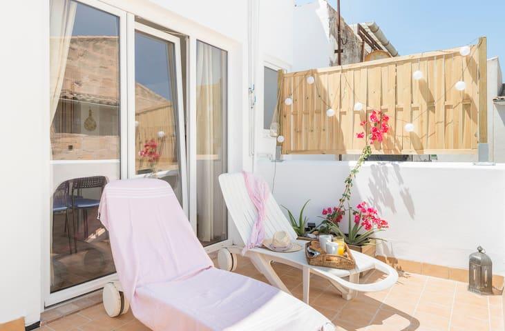 Villafranca rustic apartment - Vilafranca de Bonany - Appartamento