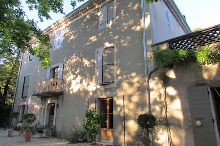 Maison d'hôtes éco-responsable - Saulce-sur-Rhône
