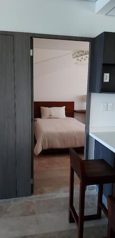 Recámaras con colchones y almohadas seleccionados cuidadosamente para lograr un gran confort y descanso