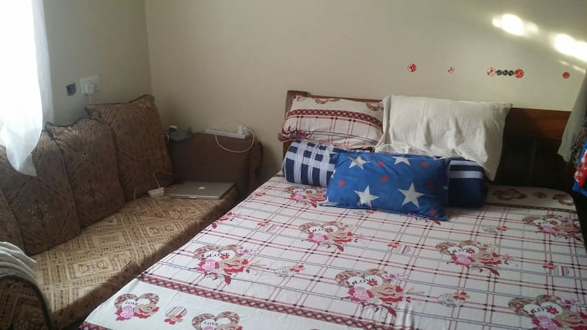 Lovely, spacious, and accommodating - Nairobi - Wohnung