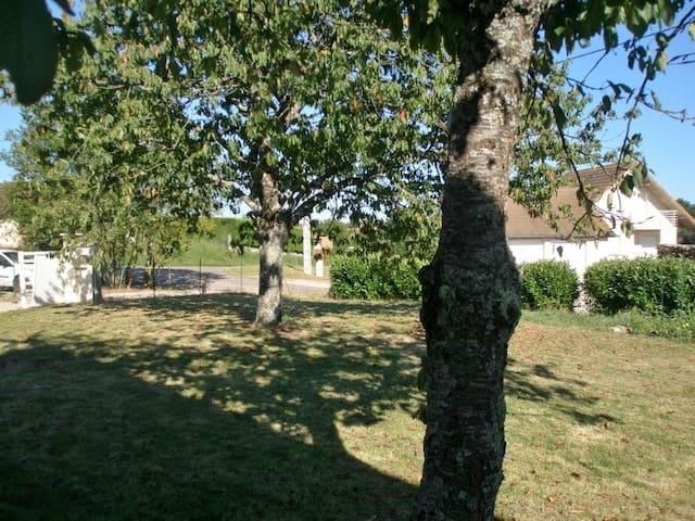 BELLE VILLA à 20 mns de BEAUNE SUD - Labergement-lès-Seurre - House