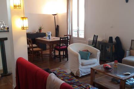 Colocation sympa dans une maison à Montreuil - Montreuil