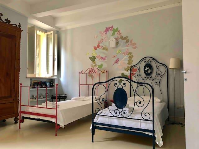 kids suite - 2 twin beds