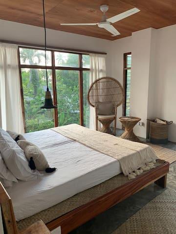 KAHA island stay LUBI room