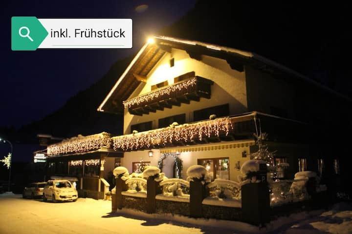 Partenerhof- inkl. Frühstück