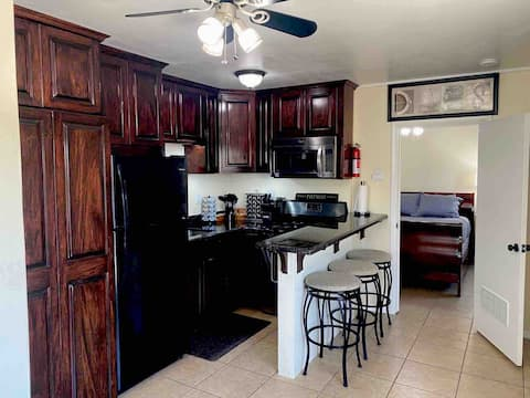 3Mins.Airport/Fort Bliss-Pet Friendly-Washer/Dryer
