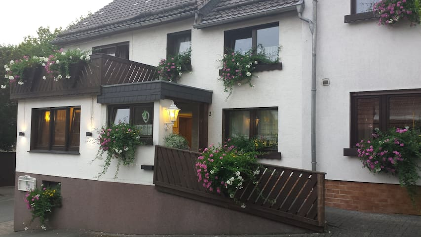 Landgasthof-Cafe-Pension im Naturdorf Dreislar