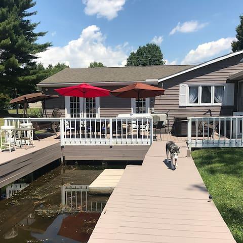 Goodman Lake House