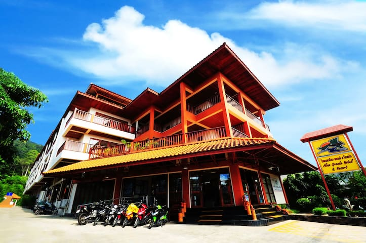 Alina Grande Hotel Koh Chang - Single room 1